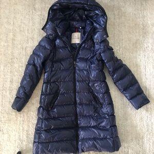 Girls Moncler Puffer Coat